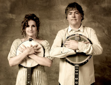 Bela Fleck & Abigail Washington