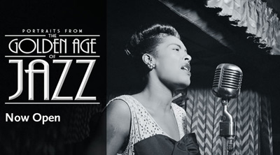 MIM - Golden Age of Jazz Exhibit